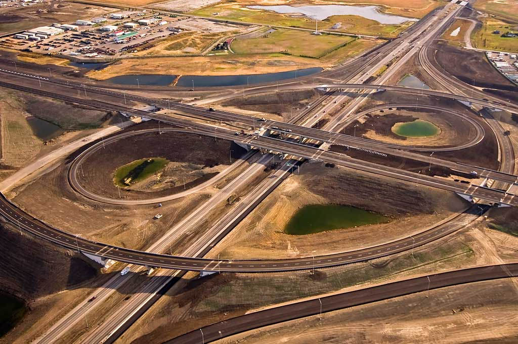 Northeast Stoney Trail (Calgary Ring Road)